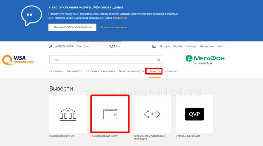 Обмен с visa на okpay online